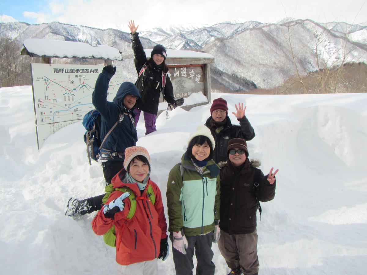 雪景色が眩しいです!!