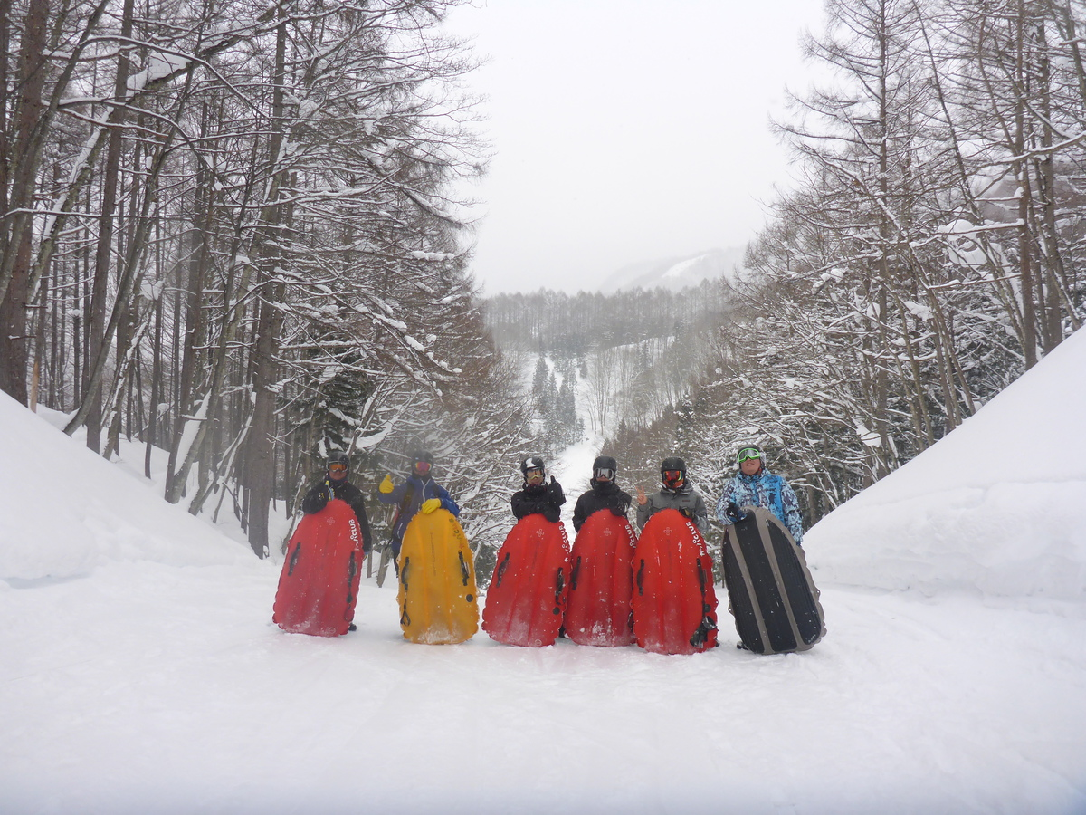 攻めろ大雪!!エアーボードツアー