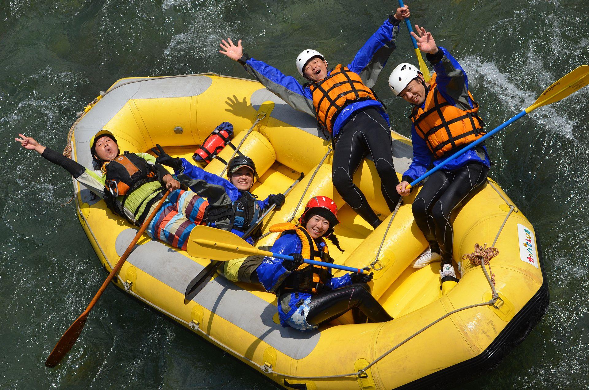 大人気です!水の日!5月20日(水)カッパCLUBツアー