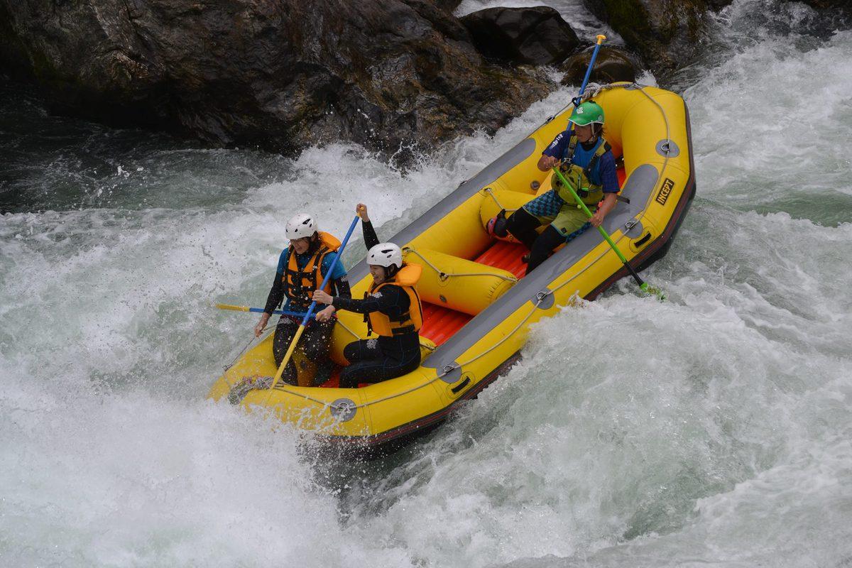 吉野川へようこそ~四国吉野川遠征ツアー