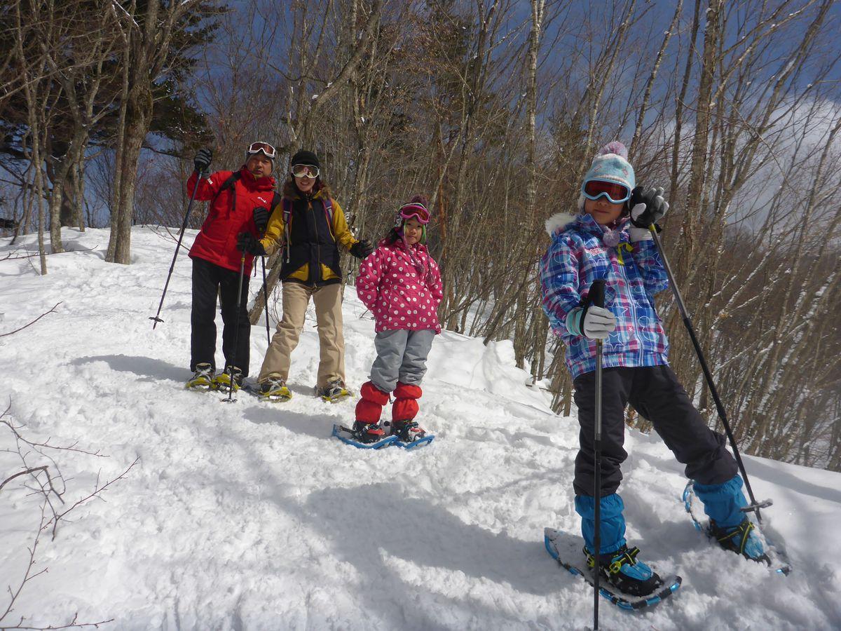 スノーシューでいつもと違う雪景色を楽しんでみませんか?