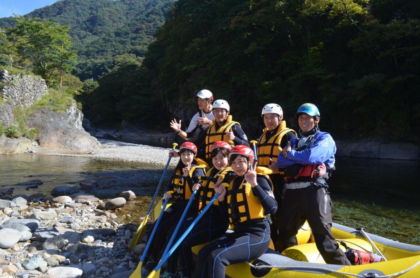 笑顔がいっぱい!利根川で遊ぼう!001