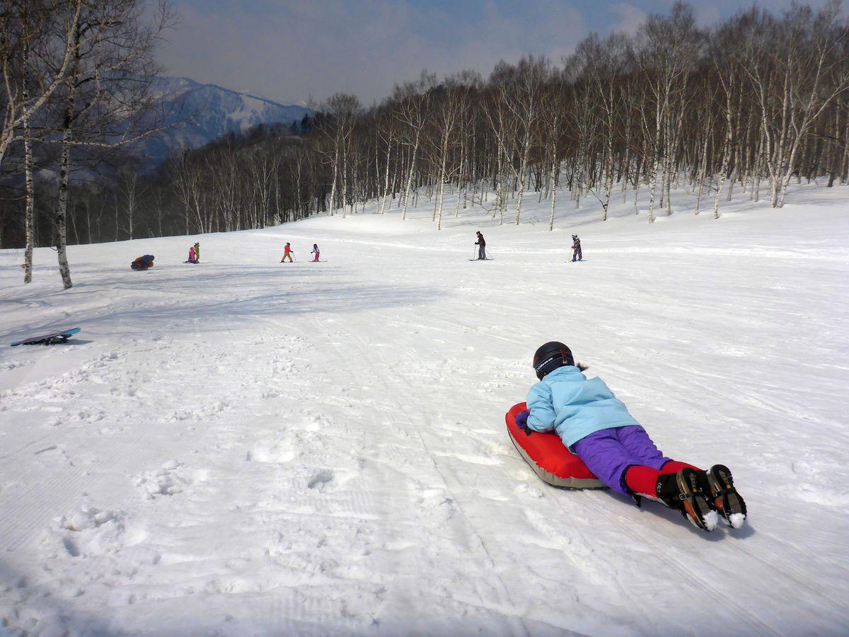 エアーボード 久しぶりのスノースポーツに最適なエアーボード