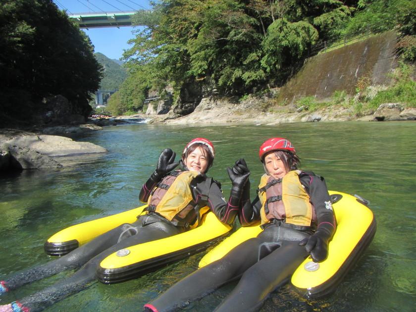 利根川で人魚になってみよう!!002