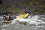 2017漕ぎ収めは利根川ラフティングでした