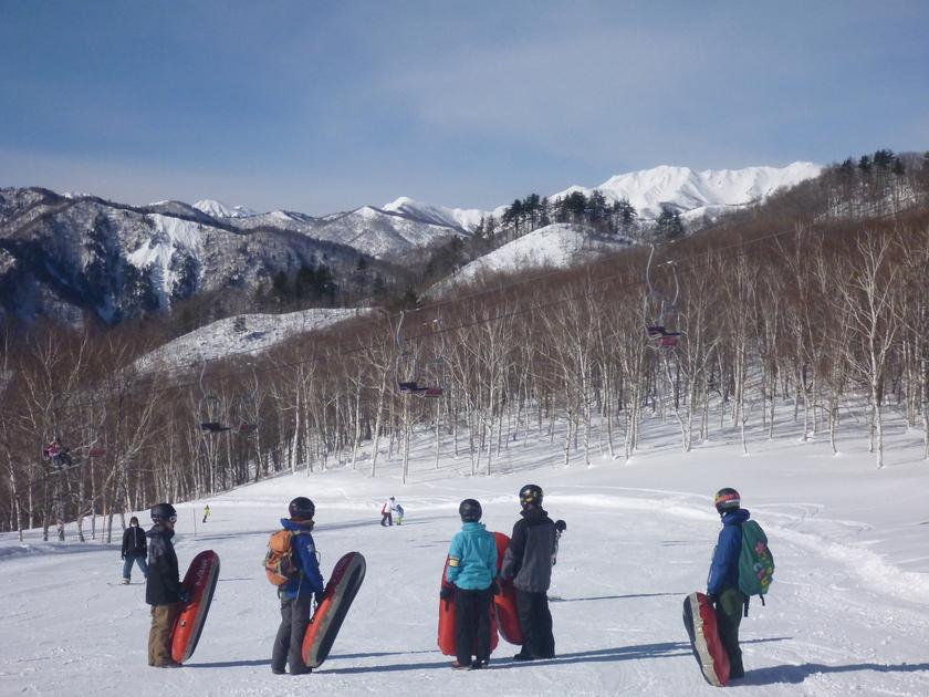 この冬一番の寒さも吹き飛ぶ!熱いエアーボードセッション☆003