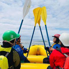 黒部川から海まで漕ごう!!企画