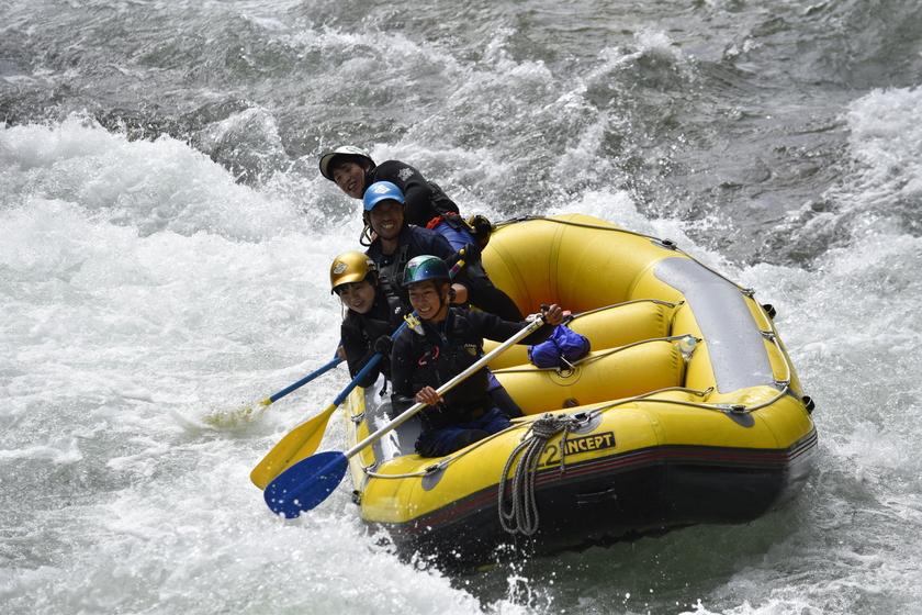 NO Rafting NO Life!001