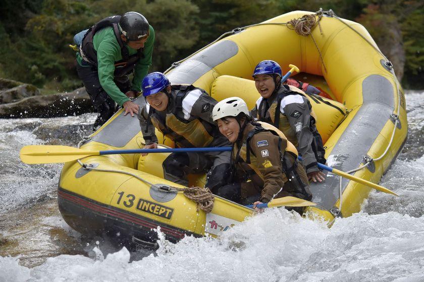 ドライスーツ着て利根川にジャポン!!002