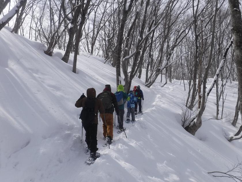 キラッキラの雪原で大はしゃぎ!!001