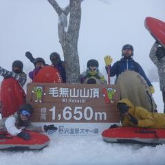 復活☆エアーボード遠征ツアーIN野沢