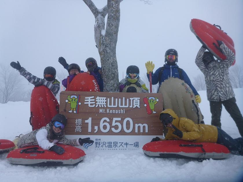 復活☆エアーボード遠征ツアーIN野沢001