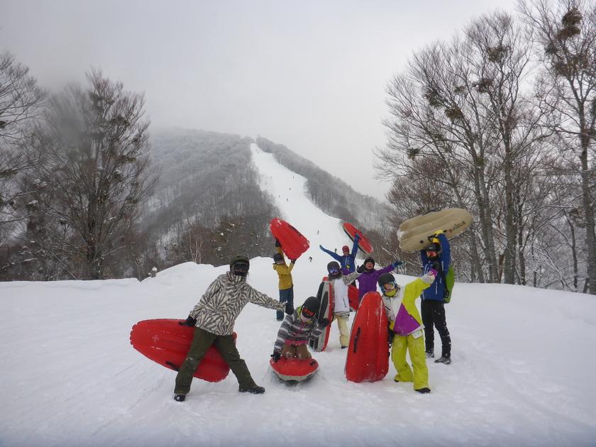 復活☆エアーボード遠征ツアーIN野沢003