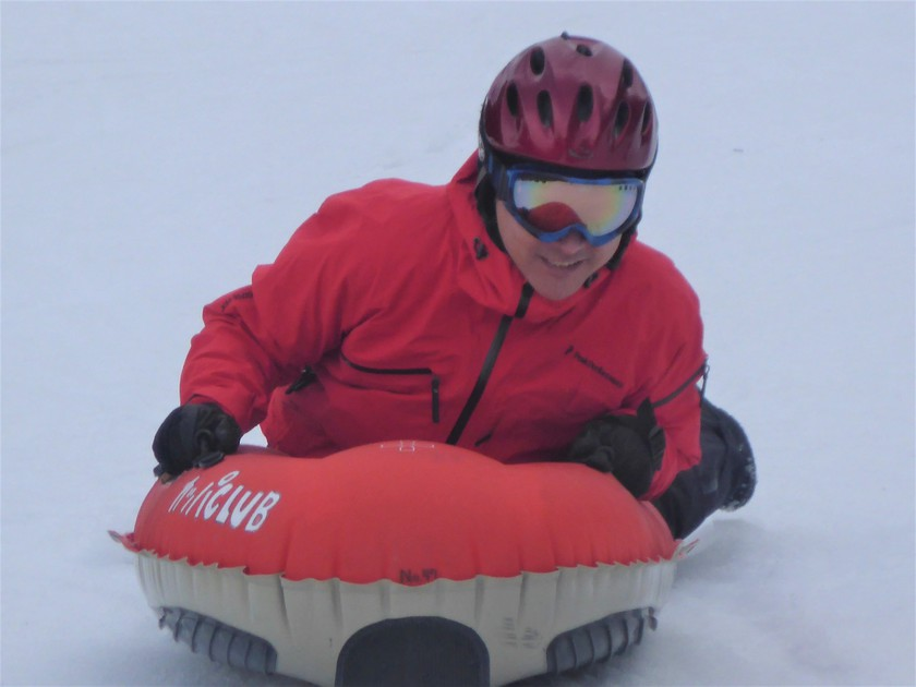 今日も明日も雪遊び!初日はエアボード貸し切り1日コース☆003
