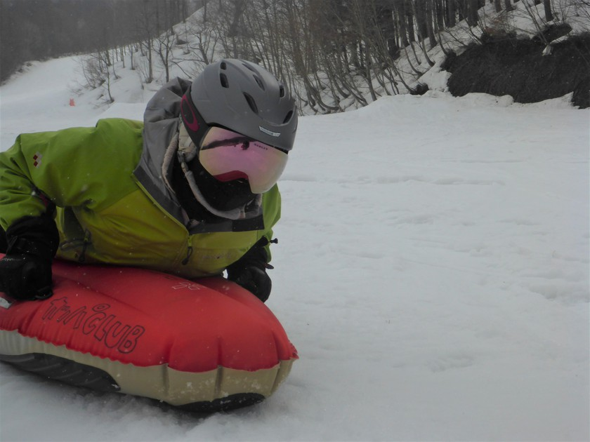 今日も明日も雪遊び!初日はエアボード貸し切り1日コース☆002