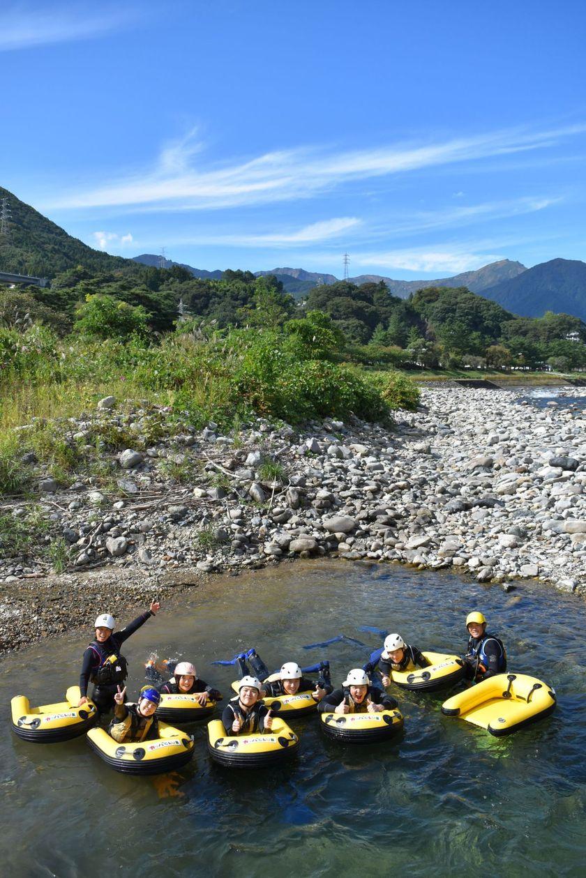 川から見る風景って最高だ!002