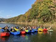 天気良し!水量良し!秋のキャンプツアーin那珂川
