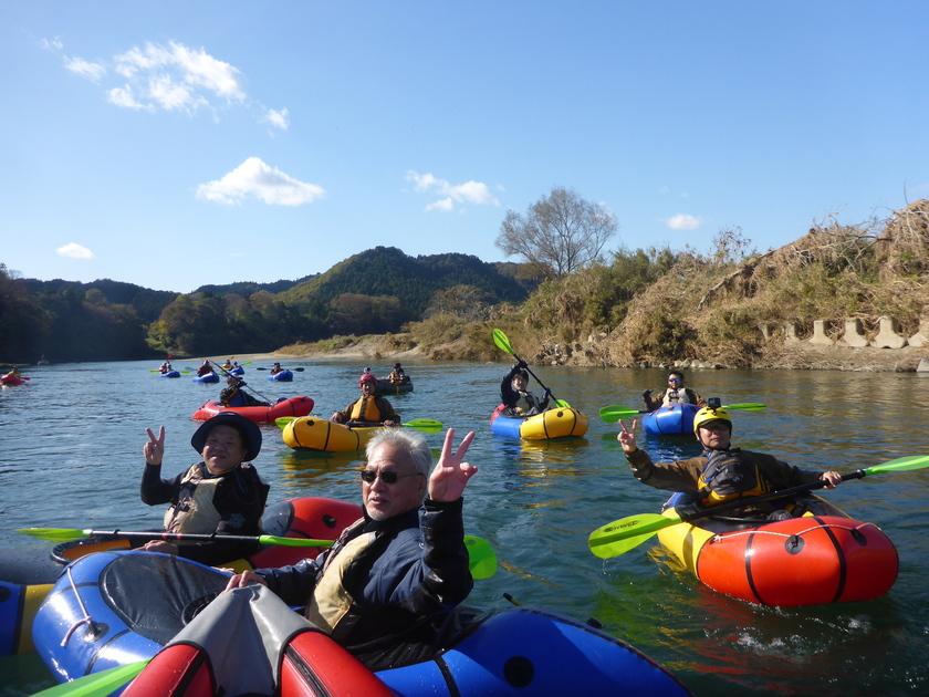 天気良し!水量良し!秋のキャンプツアーin那珂川002