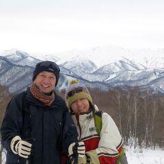 雪山散歩は大人も遊べる楽しさがいっぱい!