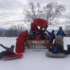 遠征!!野沢温泉スキー場