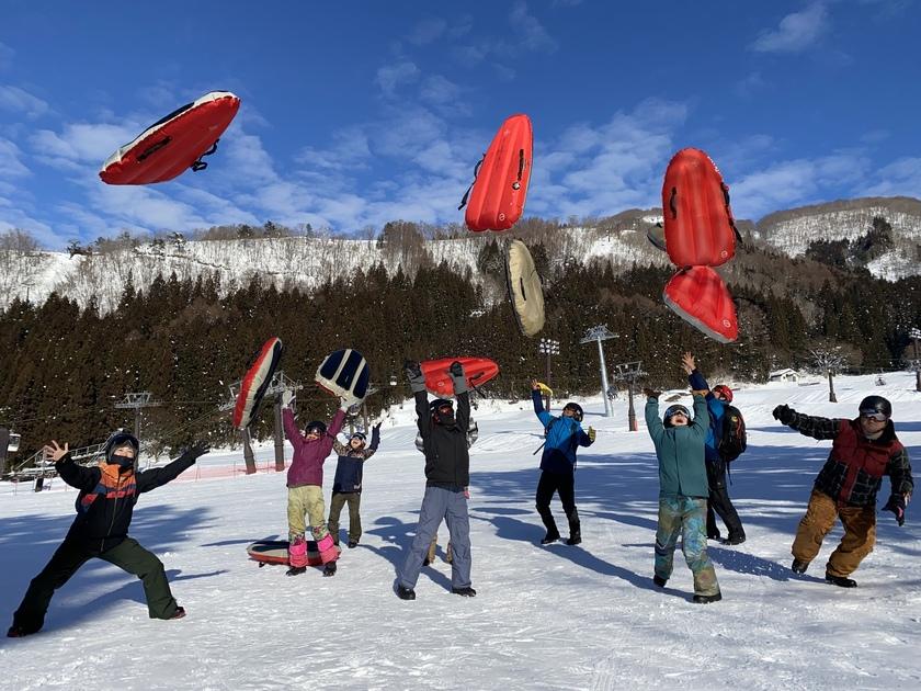 遠征!!野沢温泉スキー場002