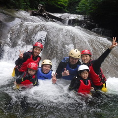大自然で大冒険!