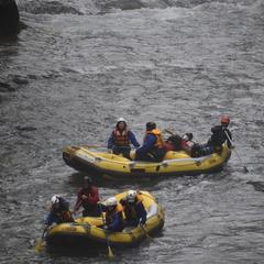 幻想的な利根川にようこそ!