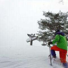 みなかみはフカフカの雪が降りました