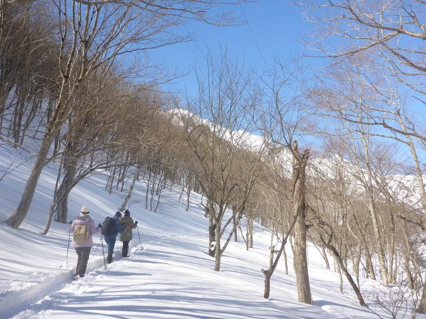女子旅で雪国満喫!笑顔満開のスノーシュー半日ツアー003