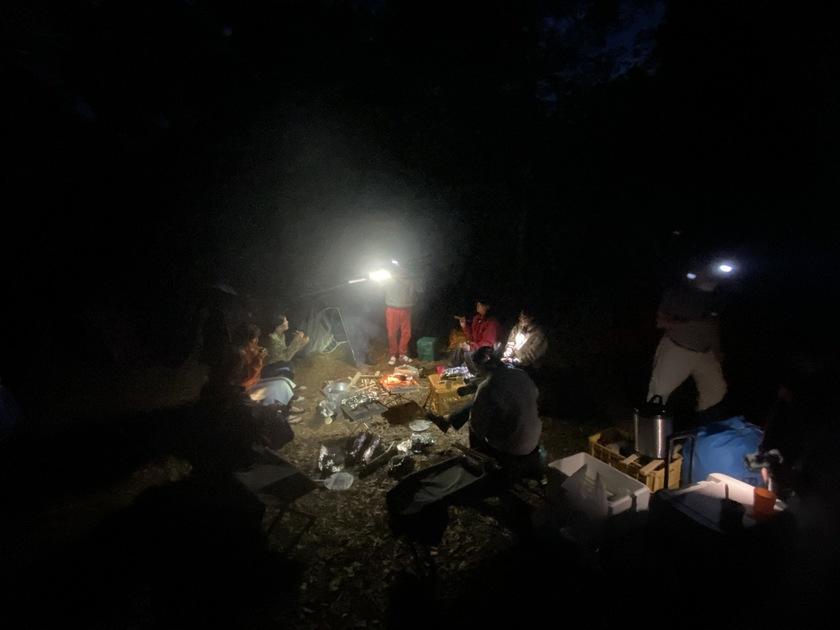 大自然の中で過ごした2日間!SAWA CAMP!003