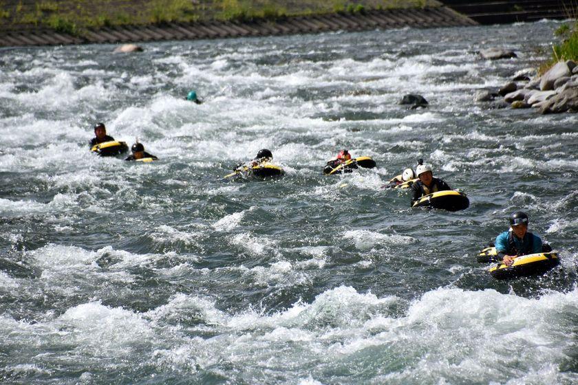 利根川の水がクリアでキレイ!001