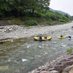 利根川の水がキレイ(≧▽≦)
