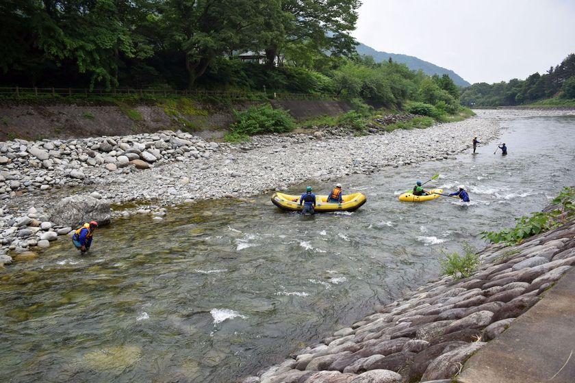 利根川の水がキレイ(≧▽≦)001