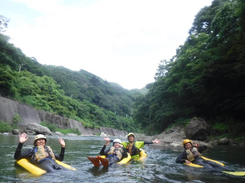 利根川でプカプカ~癒しの時間!002
