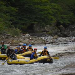 夏はやっぱり川遊び!