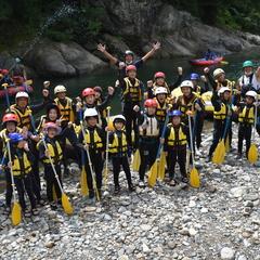 利根川は最高に楽しい遊び場です!