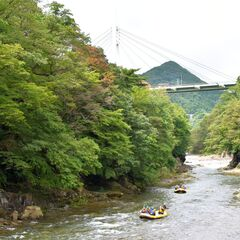 楽しい楽しい川遊び~!