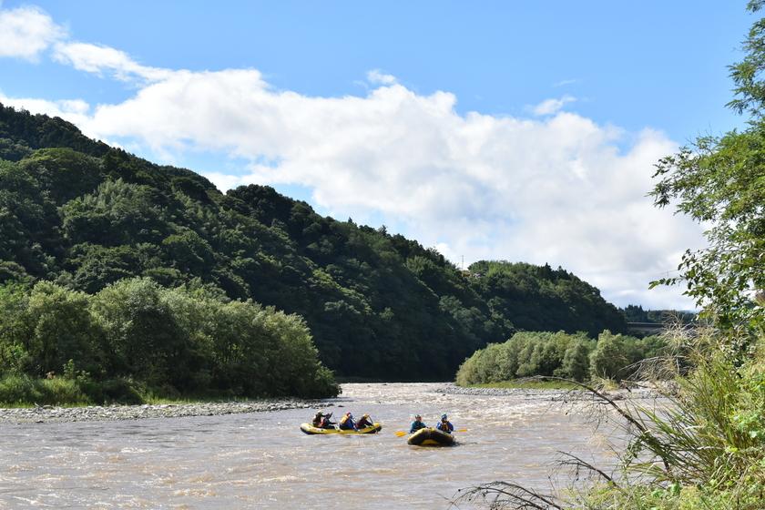 今日の利根川は元気ですっ!002